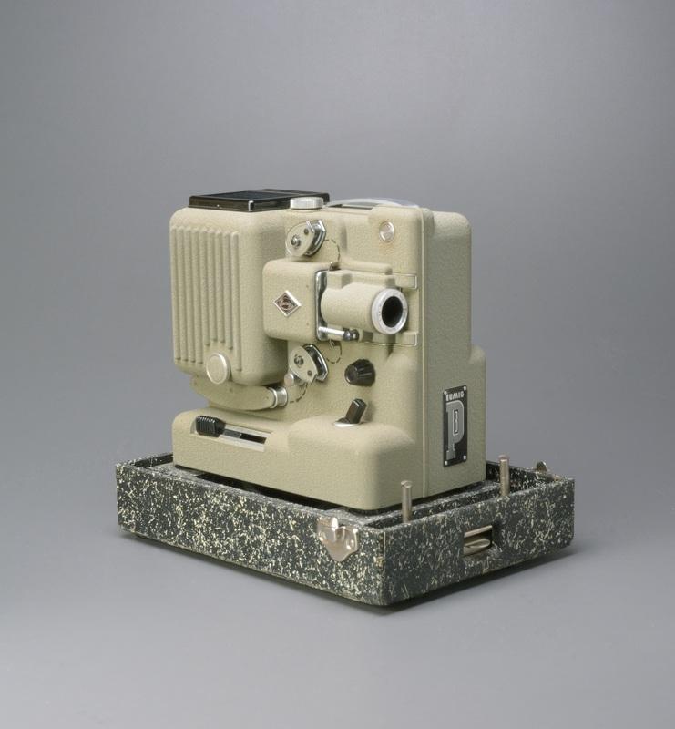 EUMIG P8 - 8mm Film Projector